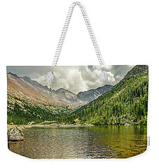 Mills Lake 2 Weekender Tote Bag