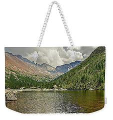 Mills Lake Weekender Tote Bag