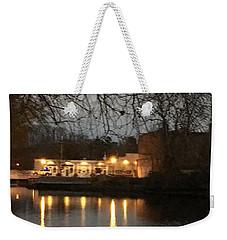 Milton On The Water Weekender Tote Bag