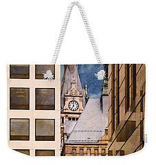 Milwaukee City Hall Weekender Tote Bag