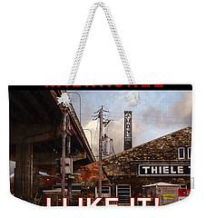 Milwaukee - I Like It - Thiele Tanning Weekender Tote Bag