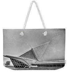 Milwaukee Museum Of Art Special 2 Weekender Tote Bag by David Haskett
