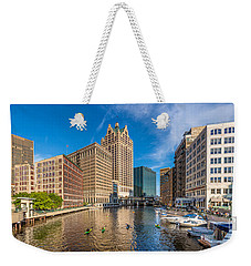 Milwaukee Summer Nights Weekender Tote Bag