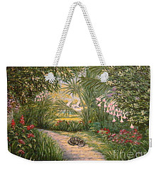 Mimi's Path Weekender Tote Bag