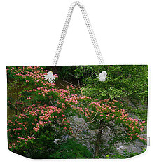 Mimosa On The Dan River Weekender Tote Bag