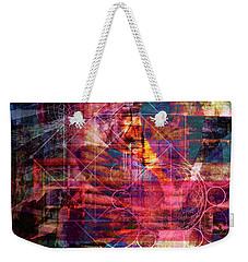 Mind Matter Weekender Tote Bag