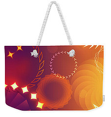 Mind Trips - Bright Passage Weekender Tote Bag