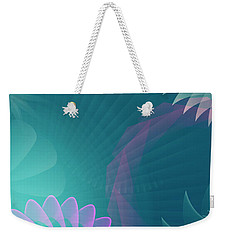 Mind Trips - Cool Wave Weekender Tote Bag