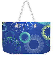 Mind Trips - Moonshine Spirit Weekender Tote Bag