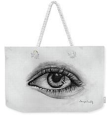Minds Eye Weekender Tote Bag