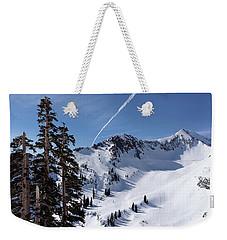 Mineral Basin Weekender Tote Bag