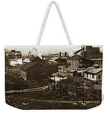 Mineral Springs Colliery Parsons Gravel Hill Scranton Patch Area Of Wilkes Barre Pa 1913 Weekender Tote Bag