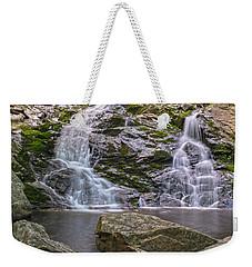 Mineral Springs Vertical Weekender Tote Bag