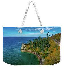 Miners Castle Weekender Tote Bag