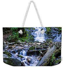 Mingo Falls Two Weekender Tote Bag