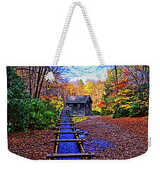 Mingus Mill 002 Weekender Tote Bag by George Bostian
