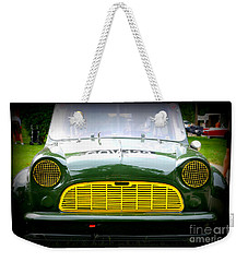 Mini Weekender Tote Bag