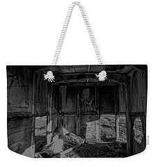 Mini Urbex Weekender Tote Bag