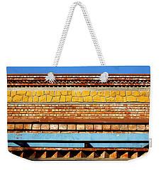 Minimal Sundae Weekender Tote Bag by Prakash Ghai