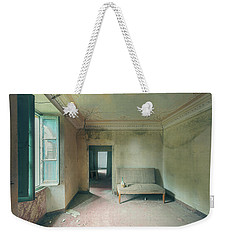 Weekender Tote Bag featuring the photograph Minimalist Atmosphere I - Atmosfera Minimalista I by Enrico Pelos