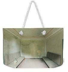 Weekender Tote Bag featuring the photograph Minimalist Atmosphere II - Atmosfera Minimalista II by Enrico Pelos