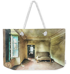 Weekender Tote Bag featuring the photograph Minimalist Atmosphere I - Atmosfera Minimalista Ip by Enrico Pelos