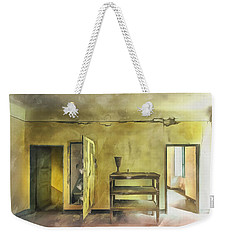 Weekender Tote Bag featuring the photograph Minimalist Atmosphere IIi - Atmosfera Minimalista IIip by Enrico Pelos