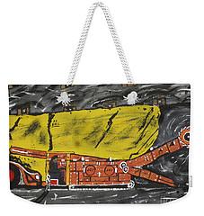 Coal Mining  Weekender Tote Bag