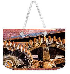 Mining Gears Weekender Tote Bag