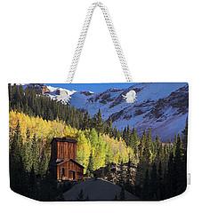 Mining Ruins Weekender Tote Bag by Steve Stuller