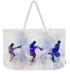 Ministry Of Silly Walks Weekender Tote Bag