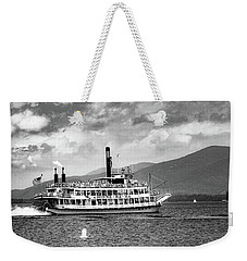 Weekender Tote Bag featuring the photograph Minne Ha Ha Memories by Kendall McKernon