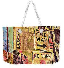 Minneapolis Uptown Energy Weekender Tote Bag