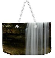 Minnehaha Falls Weekender Tote Bag by Tiffany Erdman