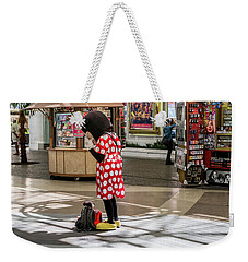 Minnie Has A Moment Weekender Tote Bag