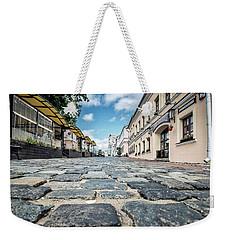 Minsk Old Town Weekender Tote Bag