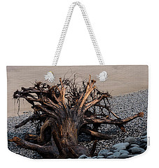 Minus Tide At Arch Cape Weekender Tote Bag