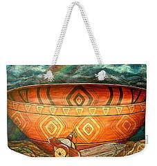 Miracles Weekender Tote Bag