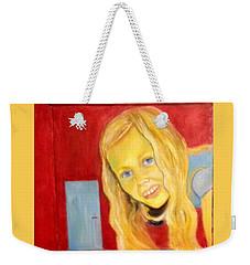Miracles Of Wonderland Weekender Tote Bag