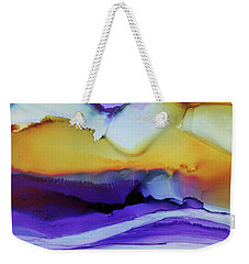 Mirage Weekender Tote Bag by Tracy Male