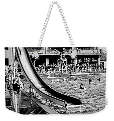 Miramar Pool  Weekender Tote Bag by Cole Thompson