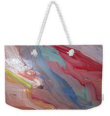 Mirror 2 Weekender Tote Bag