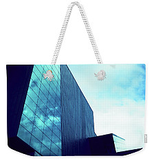 Mirror Building 1 Weekender Tote Bag