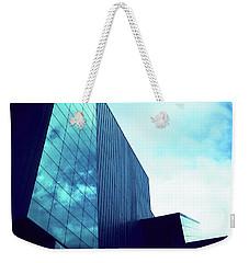 Mirror Building 1 Weekender Tote Bag