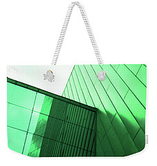 Mirror Building 2 Weekender Tote Bag