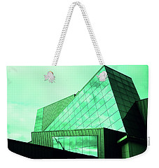 Mirror Building 3 Weekender Tote Bag