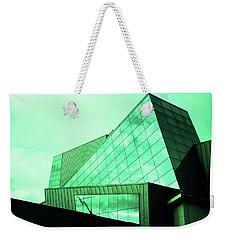 Mirror Building 3 Weekender Tote Bag