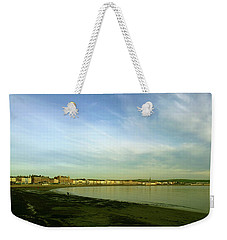 Mirror Calm Weekender Tote Bag