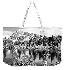 Mirror Lake Weekender Tote Bag