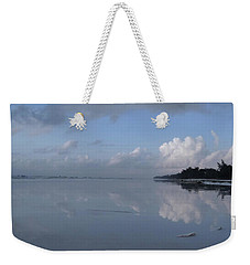 Mirror Ocean Water Weekender Tote Bag